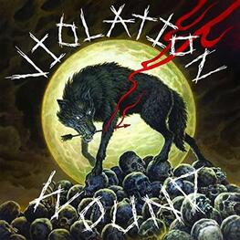 VIOLATION WOUND - With Man In Charge (CD)