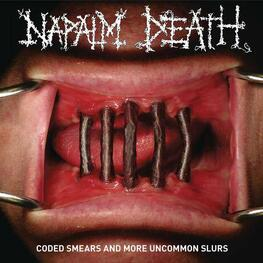 NAPALM DEATH - Coded Smears & More Uncommon Slurs (2CD)
