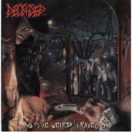 DECEASED - As The Weird Travel On (CD)