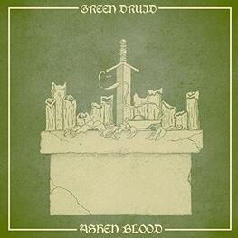 GREEN DRUID - Ashen Blood (Lp) (2LP)