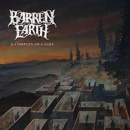BARREN EARTH - A Complex Of Cages (2LP)