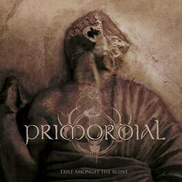PRIMORDIAL - Exile Amongst The Ruins (Limited Rosy Purple Brown Coloured Vinyl) (LP)