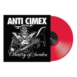 RSD 2018 - Anti Cimex - Absolute - Country Of Sweden (LP)
