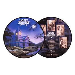 KING DIAMOND - Them (Picture Disc) (LP)