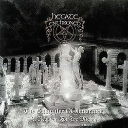 HECATE ENTHRONED - Slaughter Of Innocence + Upon Promeathean Shores (2LP)