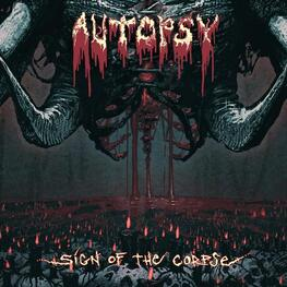 AUTOPSY - Sign Of The Corpse (LP)