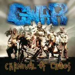 GWAR - Carnival Of Chaos (Splatter) (LP)