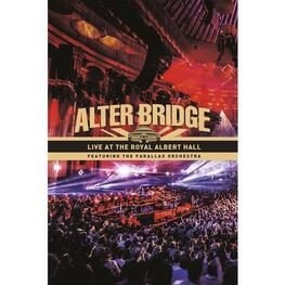 ALTER BRIDGE - Alter Bridge: Live At The Royal Albert Hall Featuring The Parallax Orchestra (2CD + DVD + Blu-ray)