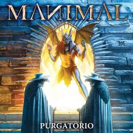 MANIMAL - Purgatorio (CD)