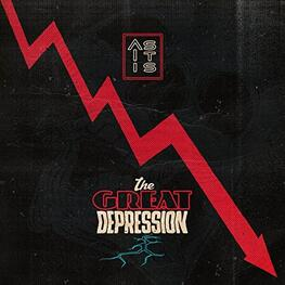 AS IT IS - Great Depression, The (CD)