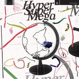 HOLYDRUG COUPLE - Hyper Super Mega (Red Vinyl) (LP)