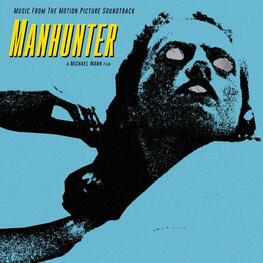 SOUNDTRACK - Manhunter: Music From The Motion Picture Soundtrack (Limited Captiva Blue Coloured Vinyl) (2LP)