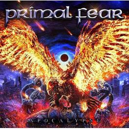 PRIMAL FEAR - Apocalypse (CD)