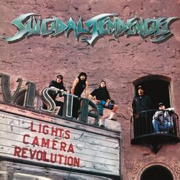 SUICIDAL TENDENCIES - Lights Camera Revolution (LP)