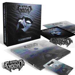 BEYOND CREATION - Algorythm (Cd In Digipak & Goodies In Digibox) (CD)