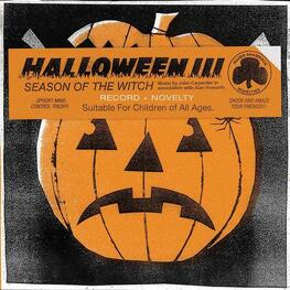 SOUNDTRACK, JOHN CARPENTER - Halloween Iii: Season Of The Witch - Original Score (Limited Green & Black Coloured Vinyl) (LP)