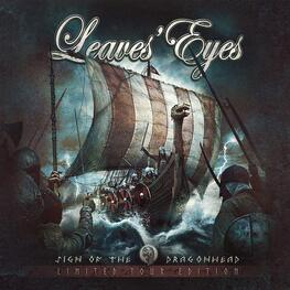 LEAVES EYES - Sign Of The Dragonhead (Tour Edition+cd Single) (CD)