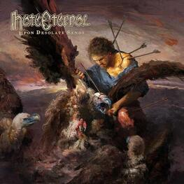 HATE ETERNAL - Upon Desolate Sands (CD)