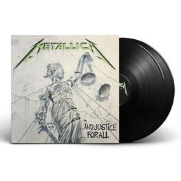 METALLICA - ...And Justice For All: Remastered (Vinyl) (2LP (180g))
