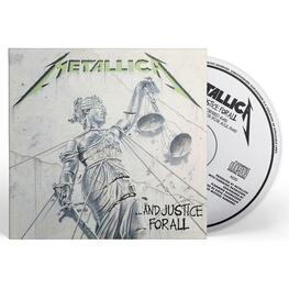 METALLICA - ...And Justice For All: Remastered (CD)
