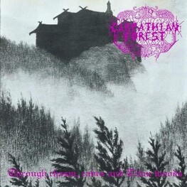 CARPATHIAN FOREST - Through Chasm, Caves & Titan Woods (CD)