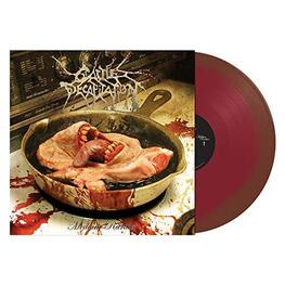 CATTLE DECAPITATION - Medium Rarities: Medium Rare Edition (Oxblood In Dookie Brown Coloured Vinyl) (LP)