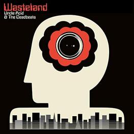 UNCLE ACID & THE DEADBEATS - Wasteland (Fluorescent Orange Vinyl) (LP)