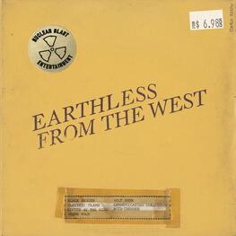 EARTHLESS - From The West (CD)