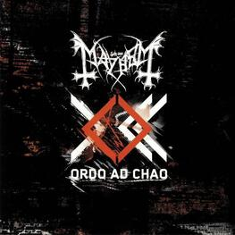 MAYHEM - Ordo Ad Chao (Re-issue) (LP)