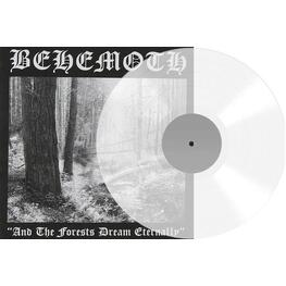 BEHEMOTH - And The Forests Dream Eternally (Clear Vinyl) (LP)