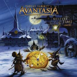 AVANTASIA - The Mystery Of Time (2LP)