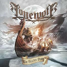 LONEWOLF - The Heathen Dawn (CD)