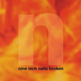 NINE INCH NAILS - Broken (CD)