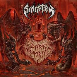 SINISTER - Dark Memorials (Limited Digipack + Dvd) (CD)