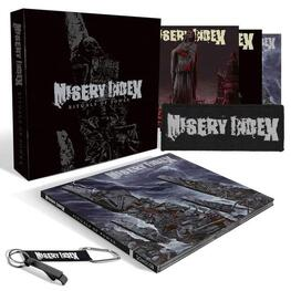 MISERY INDEX - Rituals Of Power (Deluxe Digibox) (4CD)