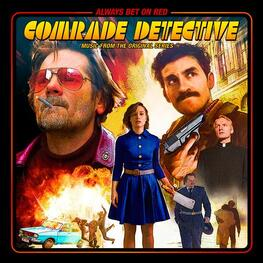 SOUNDTRACK - Comrade Detective: Music From The Original Series (Vinyl) (LP)