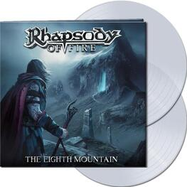 RHAPSODY OF FIRE - The Eighth Mountain (Clear Vinyl) (2LP)