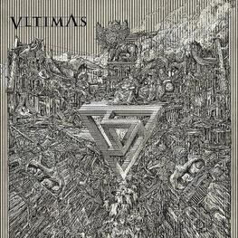 VLTIMAS - Something Wicked Marches In (CD)