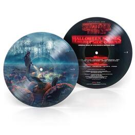 SOUNDTRACK, KYLE DIXON & MICHAEL STEIN - Stranger Things: Halloween Sounds From The Upside Down (Picture Disc Vinyl) (LP)