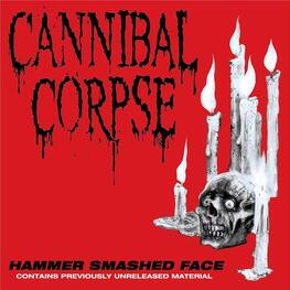 CANNIBAL CORPSE - Hammer Smashed Face (LP)