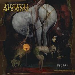 FLESHGOD APOCALYPSE - Veleno (Limited Cd Digipak With 2 Bonus Tracks + Blu-ray) (CD + Blu-Ray)