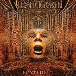 MESHUGGAH - Nothing (LP)