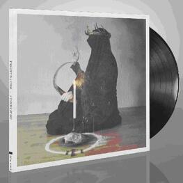 THIS GIFT IS A CURSE - A Throne Of Ash (Black Vinyl In Gatefold Sleeve) (LP)