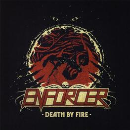 ENFORCER - Death By Fire (LP)