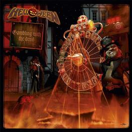 HELLOWEEN - Gambling With The Devil (2LP)