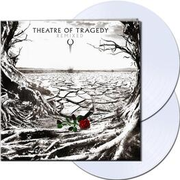 THEATRE OF TRAGEDY - Remixed (Ltd Double White Vinyl) (2LP)