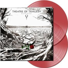 THEATRE OF TRAGEDY - Remixed (Ltd Double Red Vinyl) (2LP)
