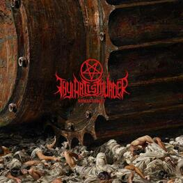 THY ART IS MURDER - Human Target (Aus Only Ltd Embossed And Red Foiled Edition) (CD)
