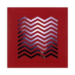SOUNDTRACK - Twin Peaks: Limited Event Series Soundtrack (Limited Coloured Vinyl) (2LP (180g))