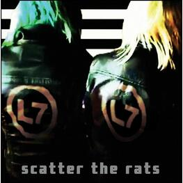 L7 - Scatter The Rats (Vinyl) (LP)